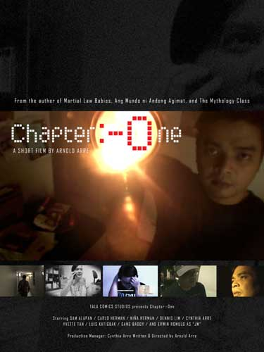 Chapter One short film Arnold Arre