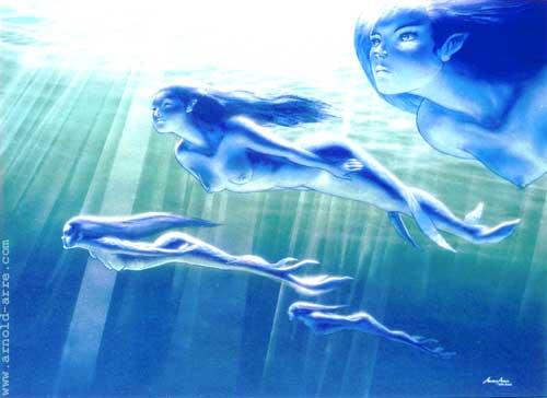Sirena (Mythos)