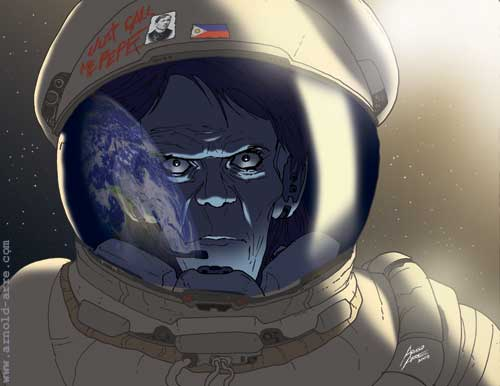 Pepe Smith in Space