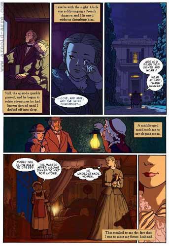 Louisa May Alcott A Whisper in the Dark